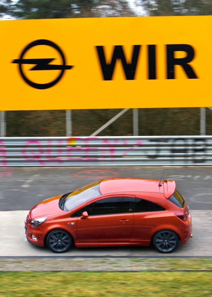 Opel Corsa D OPC