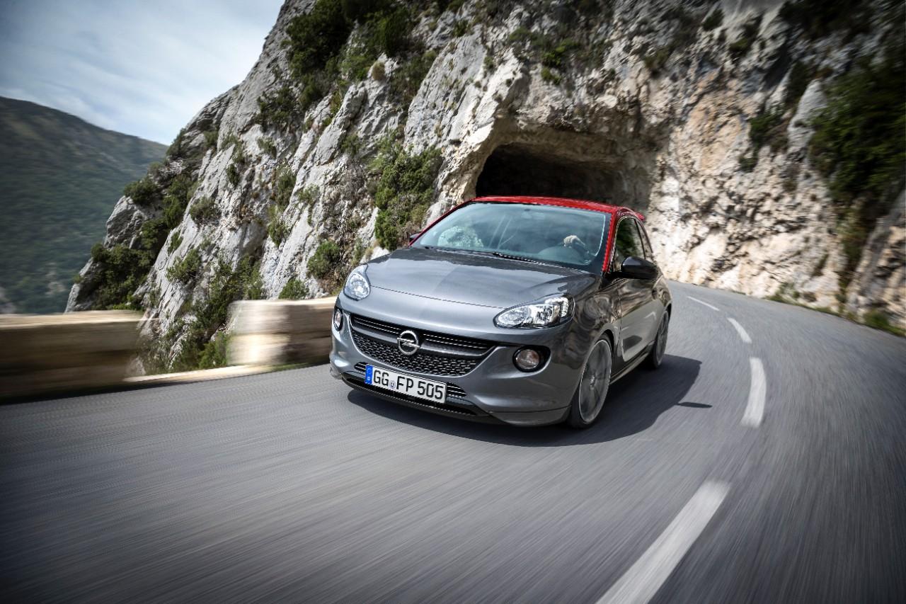 Novi Opel ADAM S  Moderna džepna raketa sa premijum momentom