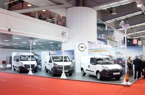 Opel komercijalni program