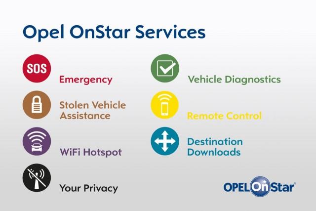 Opel OnStar 1