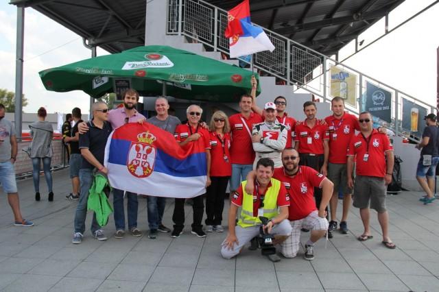 Milovan Vesnić i EKO Racing ŠAMPIONI centralne Evrope!