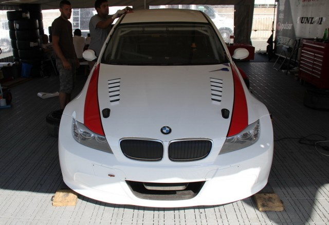 Eko racing team Vesnić - Novi BMW