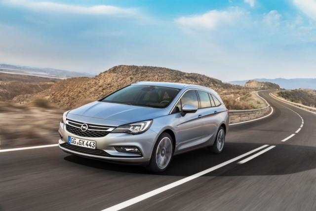 Nova Opel Astra Sports Tourer