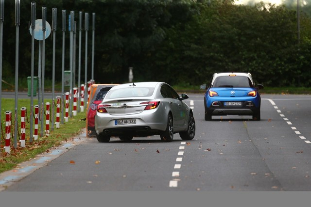 Bezbedna gradska voznja