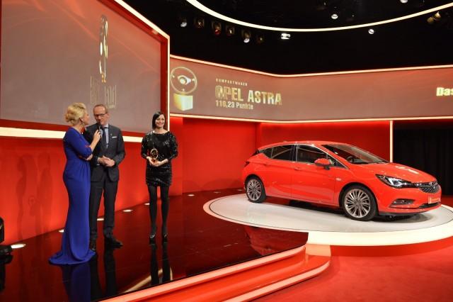 Nova Astra Zlatni volan 2015