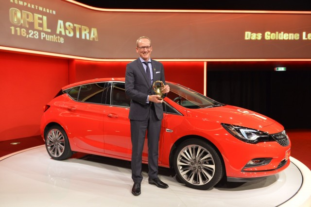 Nova Astra Zlatni volan