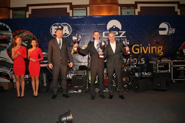 Pešovićem EKO Racing Team Vesnić je osvojio pozicije jedan i tri u Evropi