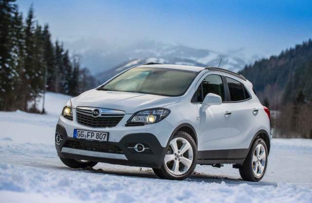 Opel Mokka, zvezda koja blista u SUV klasi