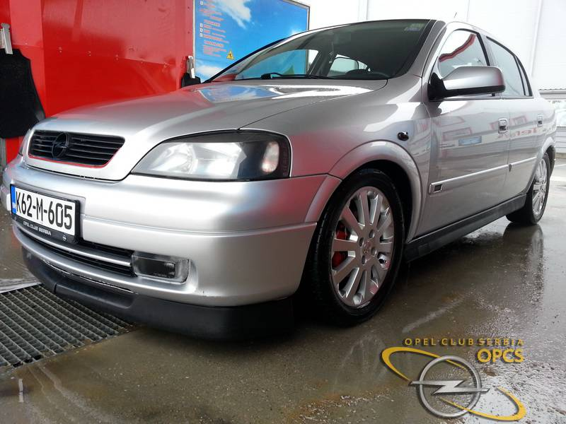 Astra G 1.7DTi by Robert