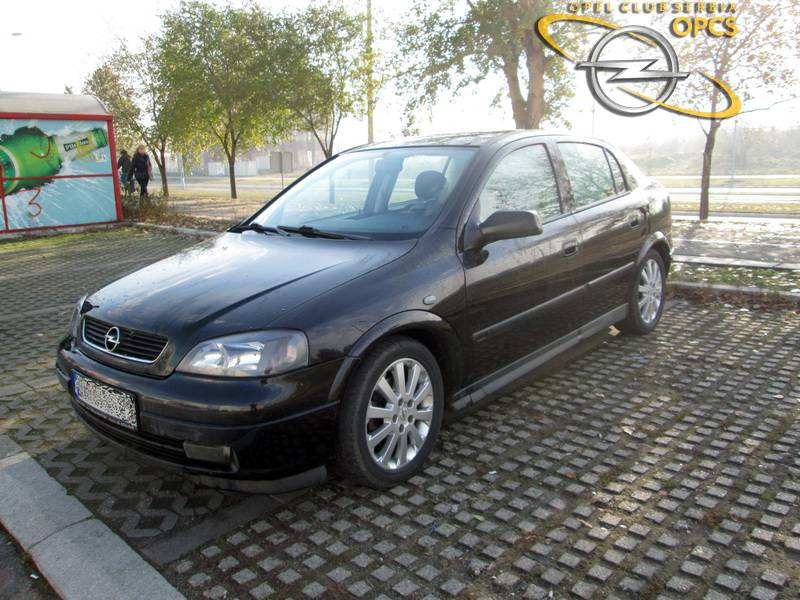 Astra G 2.0 DTi by DukaBG