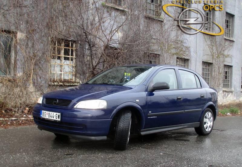 Astra G 2008 1.7 CDTI by Vladaspile
