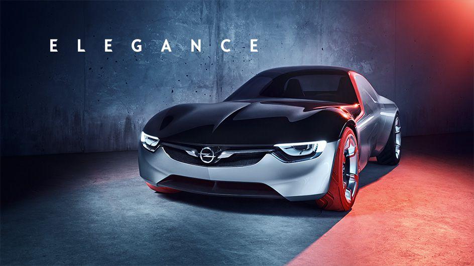 Opel GT Concept Elegance