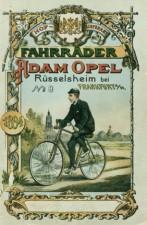 Opel bicikl