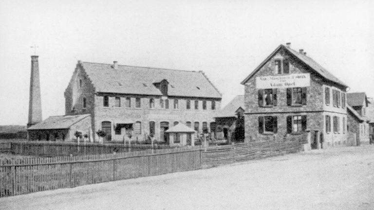 Opel prva fabrika