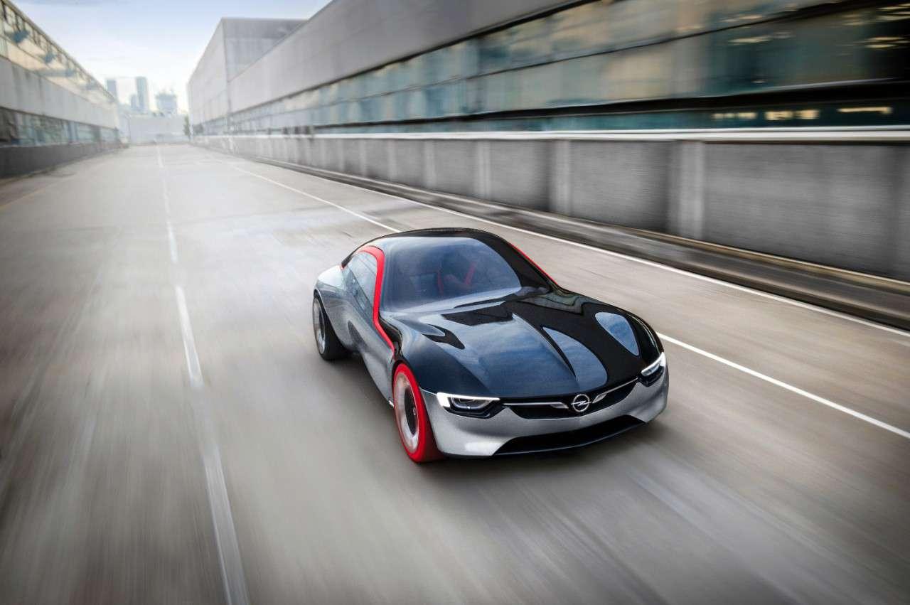 Opel u Zenev 2016 GT