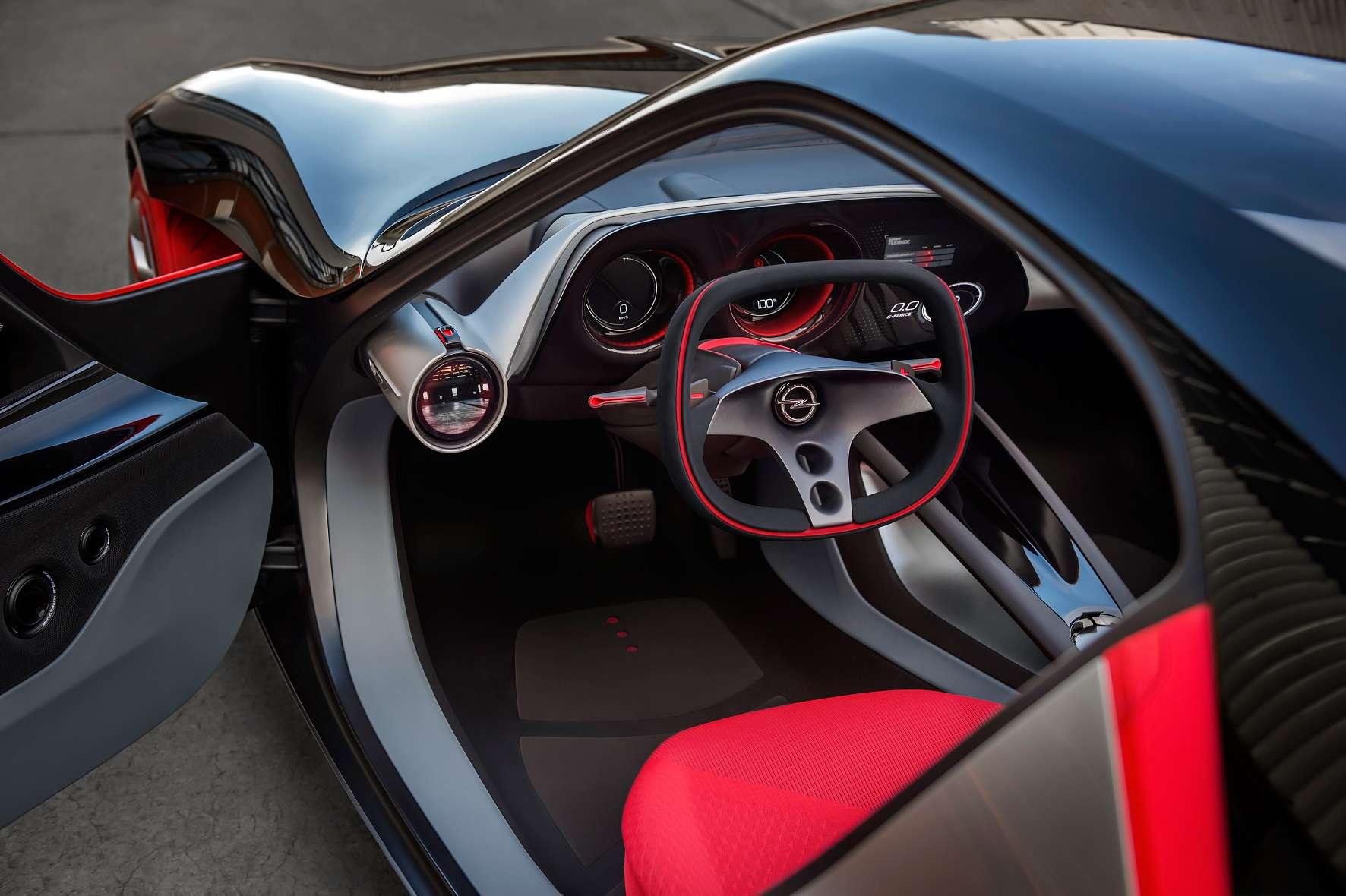 Potpuno novi svet Opel GT Concept