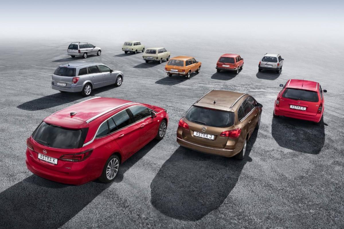 Nova Opel Astra Sports Tourer: Uspešan karavan bogate tradicije