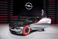 CEO Opela KTN je predstavio novi Opel GT koncept