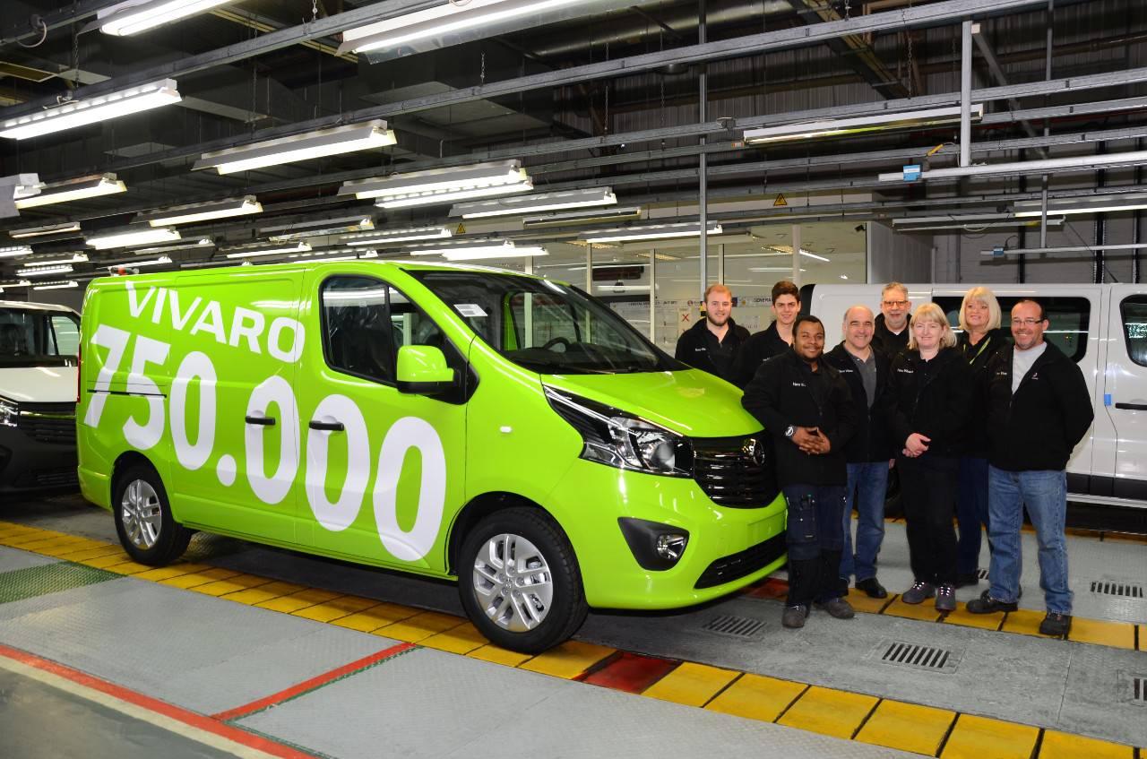 Vivaro Opelovo lako komercijalno vozilo