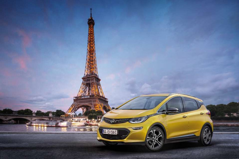 Opel Ampera-e Pariz