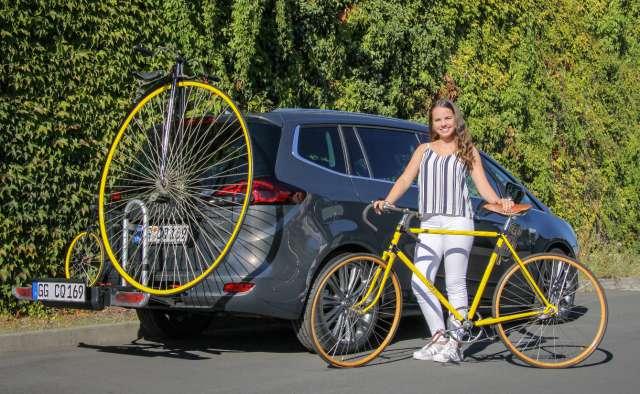 130 godina tradicije Opel bicikala